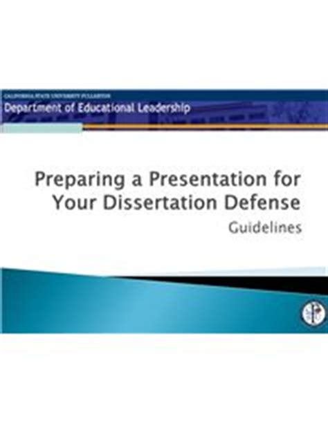 Perfect Length for Thesis Defense PowerPoint Presentation